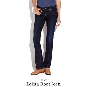 🆕Like New Lucky Brand Lolita Boot